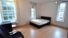 Single Bedroom (Room B) - 4-Bedroom apartment in busy Shoreditch