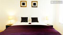 Double Bedroom (Room 2) - Modern 3-Bedroom Apart
