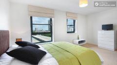 Double Bedroom (Room 3) - Modern 3-Bedroom Apart