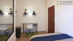 Double Bedroom (Room 1) - Spacious 4-bedroom Victorian house in artsy Shoreditch