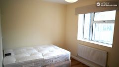 Single Bedroom (Room B) - Bright 5-Bedroom Apart