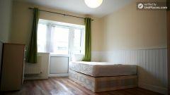 Single Bedroom (Room D) - Bright 5-Bedroom Apart