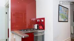 Double Ensuite Bedroom (Room 1) - Welcoming 3-bedrom house in residential Leytonstone