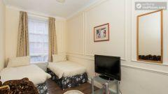 Twin Bedroom (Room 2) - Cosy 2-Bedroom Apartment