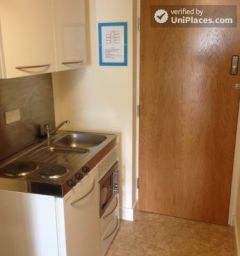 Self Contained Studio Flats - Cool student residence close to the University of Southampton