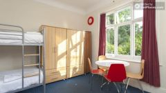 Rooms available - Awesome 3-bedroom apartment in a student residence in Earl's Court