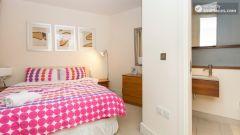 Modern 2-bedroom apartment in central Paddington