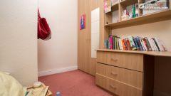 Double Bedroom (Room 1) - Stylish 5-bedroom house in Headingley, Leeds