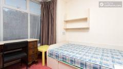 Single Bedroom (Room 2) - Pretty 3-bedroom house in Headingley, Leeds
