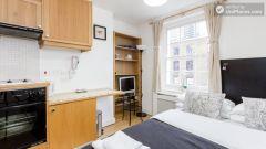 Bright studio-apartment, near Euston Tube station