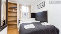 Studio-apartment in central Euston