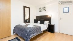 Top-quality studio-apartment in central S  Pancras