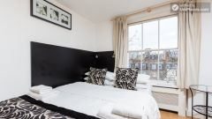 Superb studio-apartment in residential Cartwright Gardens