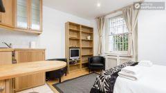 Shiny studio-apartment in central London