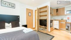 Well-furnished studio-apartment, next to the University of London