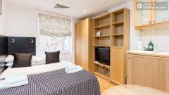 Functional studio-apartment near the University of London
