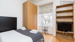 Pretty studio-apartment in trendy S  Pancras