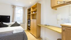 Well-equipped studio-apartment in King's Cross