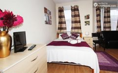 Elegant studio-apartment for students in Willesden