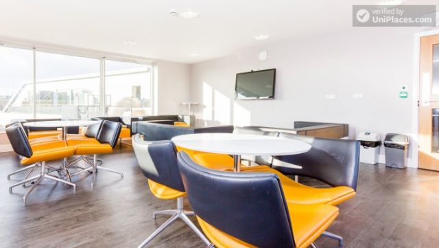 Deluxe Studio - Colourful Studios with a Roof Terrace in Cool Camden Town 7 Image