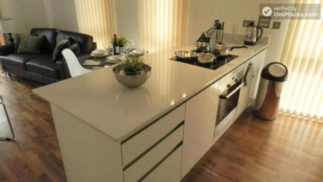 Rooms available - Modern 2-bedroom apartment by Deptford Creek in Greenwich 11 Image