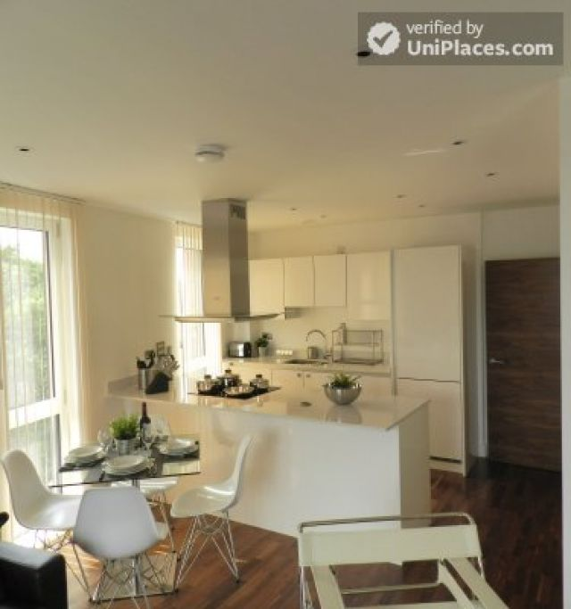 Rooms available - Modern 2-bedroom apartment by Deptford Creek in Greenwich 9 Image