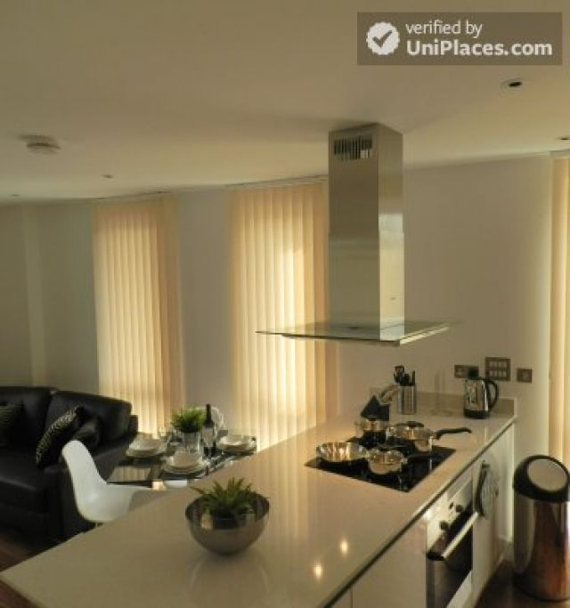 Rooms available - Modern 2-bedroom apartment by Deptford Creek in Greenwich 4 Image
