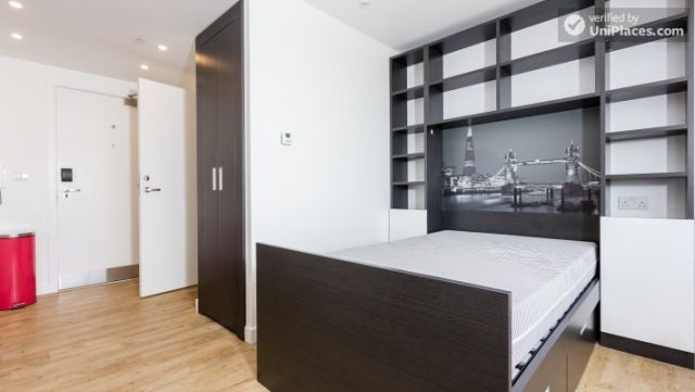 Ensuite Private Room (Room 2) - Fancy residence for students in famous King's Cross area 7 Image