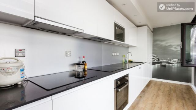 Ensuite Private Room (Room 2) - Fancy residence for students in famous King's Cross area 8 Image