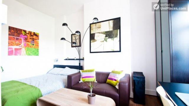 Compact studio apartment near Brick Lane 8 Image