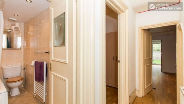 Double Bedroom (Room 1) - Refurbished 3-bedroom apartment in commercial White City 11 Image
