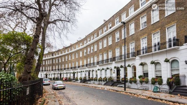 Well-furnished studio-apartment, next to the University of London 11 Image