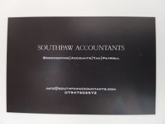 SOUTHPAW ACCOUNTANTS
