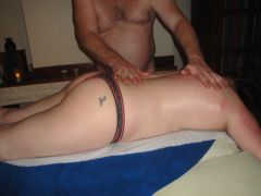 THIS FRIDAY ONLY WOMAN AND MAN COMBINED NAKED MASSAGE .