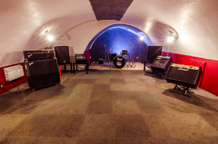 Music Rehearsal Rooms - West London - Fully Equipped