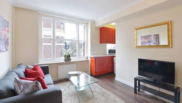 A spacious, bright double studio apartment 4 Image