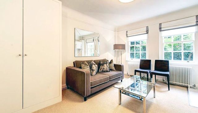 Spacious and bright studio apartment in Chelsea 3 Image