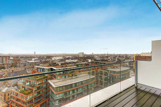 stunning 3 bedroom  3 bathroom flat with amazing views  single room to rent in london short term