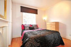 A lovely double room based in a friendly flatshare