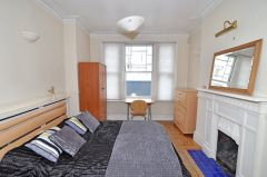 A Contemporary Double Room With Plenty Of Storag