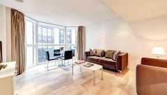 Newly refurbished two bedroom apartment in Kensington