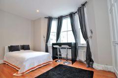 A modern double studio flat in Shepherds Bush