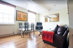 A high spec newly refurbished 2 bedroom apartment