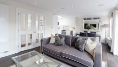 A stunning 2 bedroom, 2 bathroom apartment in Chelsea