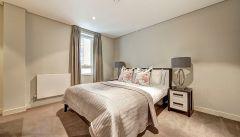 Stunning interior designed 2 bedroom, 2 bathroom flat