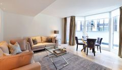 A Spectacular Two Bedroom, Two Bathroom Apartmen