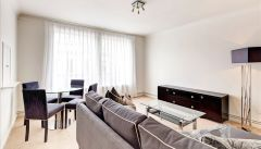 A stunning two bedroom apartment - prime location
