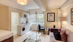 A Newly Refurbished Studio Apartment In Chelsea
