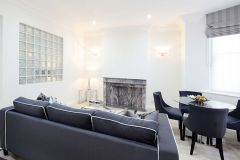 Beautifully designed one bedroom apartment