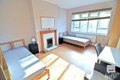 Spacious Twin Room In 2 Bedroom Flat